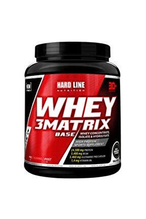 Whey 3matrix Protein Tozu Base 908 gr Sütlü Çikolata