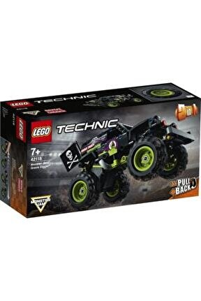 Technic Monster Jam Grave Digger 42118