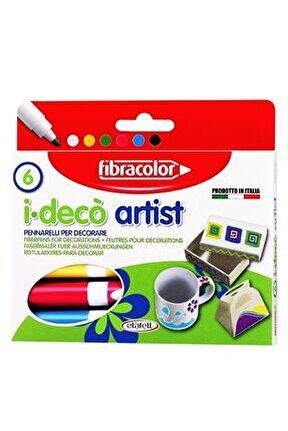 Colormaxi Yıkanabilir Su Bazlı Jumbo Keçeli Kalem 12 Renk