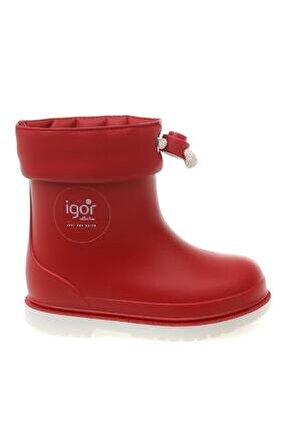BIMBI NAUTICO Kırmızı Kız Çocuk Bot 100518805