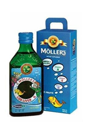 Balık Yağı Şurubu 250 ml