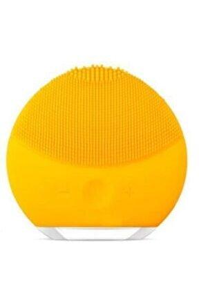 Luna Mini 2 Yüz Temizleme Ve Masaj Cihazı Sarı