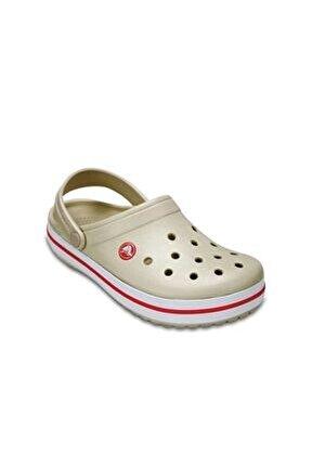 Crocband Bayan Terlik & Sandalet - Stucco/Melon (Sıva Bej/Kavun)