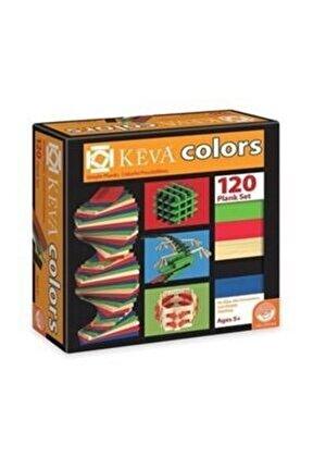 Keva Colors 7-15 Yaş Zeka Ve Dikkat Geliştirme Oyunu