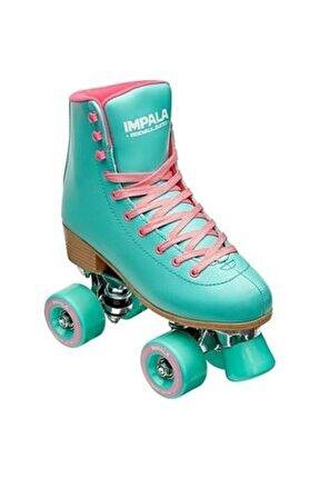 Quad Skate Aqua Paten
