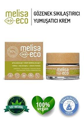 Melisa Eco Gözenek Sıkılaştırıcı Yumuşatıcı Krem - Normalizing & Smoothing Cream 50 ml 5907554493645