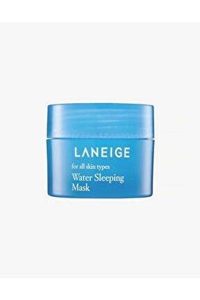 Water Sleeping Mask - Canlandırıcı Nemlendirici Uyku Maskesi 15ml