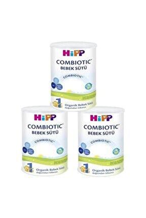 1 Organik Combiotic Bebek Sütü 350 Gr - 3'lü