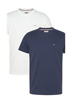 Tjm 2pack Cneck Tees / 2'li T-shirt