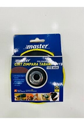 Master Cırt Zımpara Tabanı 115mm