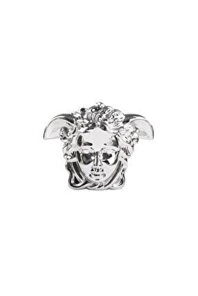 Angelata Gümüş Face Vazo/dekor 34cm