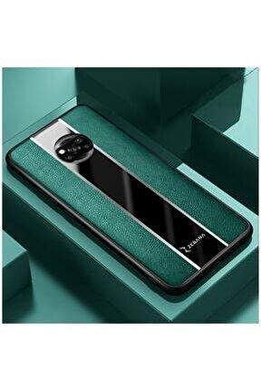 Xiaomi Poco X3 Uyumlu Yeşil Silikon Kılıf