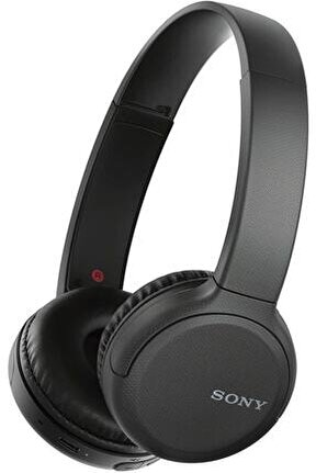 Wh-ch510 Siyah Kablosuz Bluetooh Kulak Üstü Kulaklık