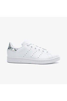 Stan Smith Beyaz Kadın Spor Ayakkabı