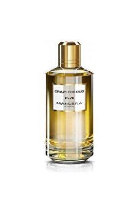Crazy For Oud Edp 120 ml Unisex Parfüm