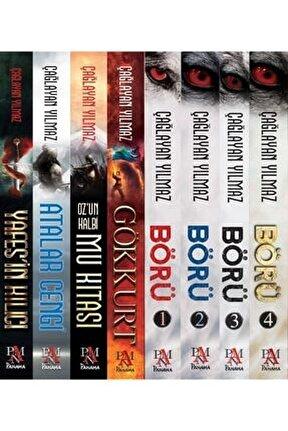 Çağlayan Yılmaz Seti 8 Kitap 9786245862696