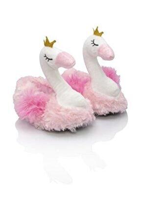 Swan Hayvanlı Çocuk Ev Panduf
