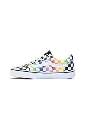 WM WARD Siyah Kadın Sneaker Ayakkabı 101096562