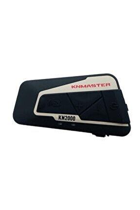 Kn2000 Motosiklet Bluetooth Kulaklık Interkom / Intercom