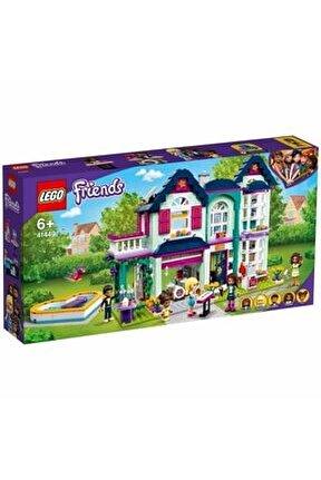 Friends Andrea'nın Aile Evi 41449