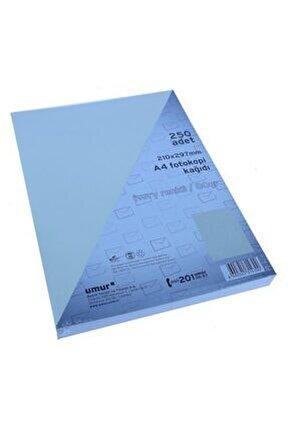 A4 Renkli Fotokopi Kağıdı 80 g 250 Yaprak - Lavanta