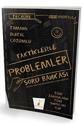 Tecrübe Taktiklerle Problemler Soru Bankası Çöz