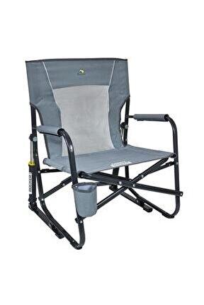 Firepit Sallanır (Amortisörlü) Katlanır Kamp Sandalyesi