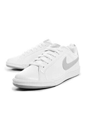 Unisex Beyaz Womens Court Majestic White 454256-114 Sneaker