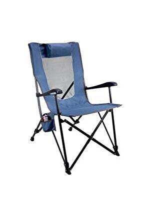 Recliner 3 Kademeli Katlanır Kamp Sandalyesi