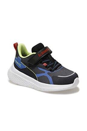 PORTER 1FX Siyah Erkek Çocuk Koşu Ayakkabısı 100585701