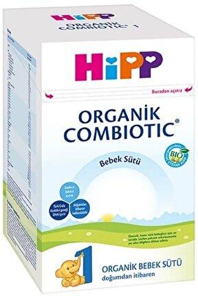 1 Organik Combiotic Bebek Sütü 800 gr