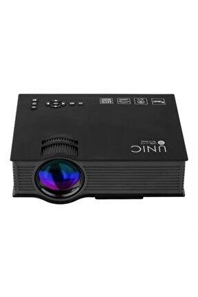 AN-6822 Smp Unic WİFİ DLNA HDMI+USB  LED Projeksiyon