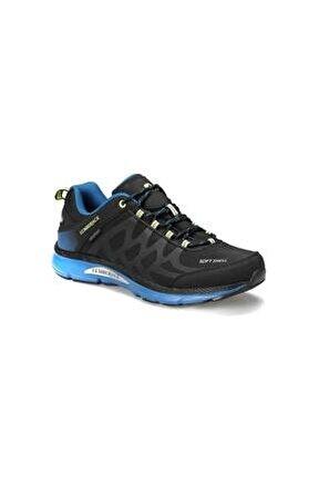 Ursa Siyah-mavi Erkek Waterproof Ayakkabı
