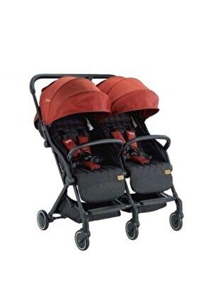 2025 Moly Twin Ikiz Bebek Arabası
