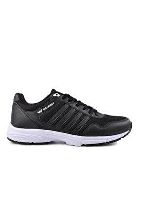Maksim Siyah-beyaz Unisex Spor Ayakkabı