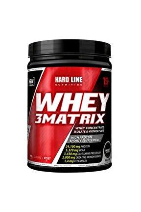 Whey 3 Matrix 454 gr - Çikolata