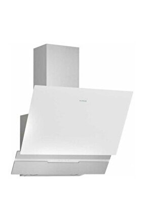 3450 Slim-line Beyaz 60cm Davlumbaz