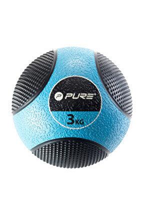 Unisex Spor Malzemeleri - Pure Sağlık Topu 3 Kg - P2I110010