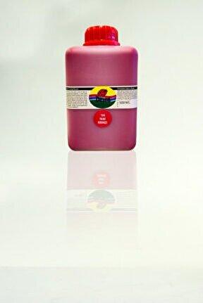 Kumaş Boyası Rubi Kırmızı 500ml.(104-rubi Kırmızı)