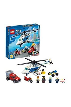 ® City Polis Helikopteri Takibi 60243