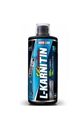 Thermo L-carnitine Likit 1000 ml Şeftali Aromalı