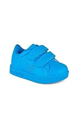 313.B19K.100 Lacivert Erkek Çocuk Yürüyüş Ayakkabısı 100579006
