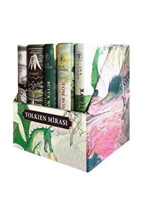 Tolkien Mirası Kutulu 5 Kitap - John Ronald Reuel Tolkien