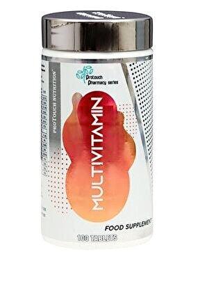 Pharmacy Multivitamin 100 Tablet