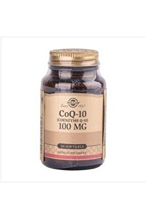 Coenzyme Q-10 100 mg 60 Softjel