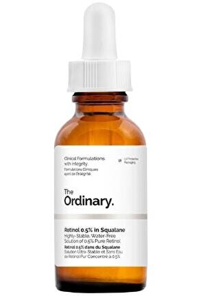 Retinol In Squalane 0,5% 30ml