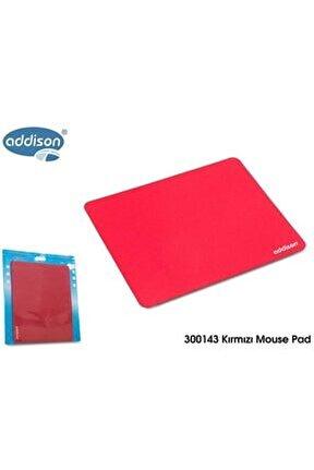 300141 Kırmızı Mouse Pad 22 Cm X 18 Cm