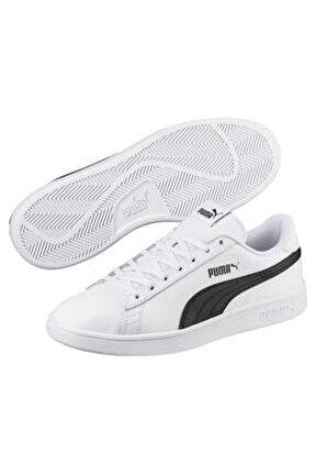 SMASH V2 L Beyaz Erkek Sneaker Ayakkabı 100325849