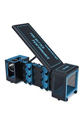 Siyah  Fonksiyonel Pro Bench Sehpası Lp8863e
