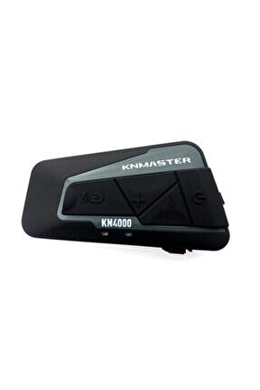 Kn4000 Kask Interkom Bluetooth Intercom Kulaklık Seti